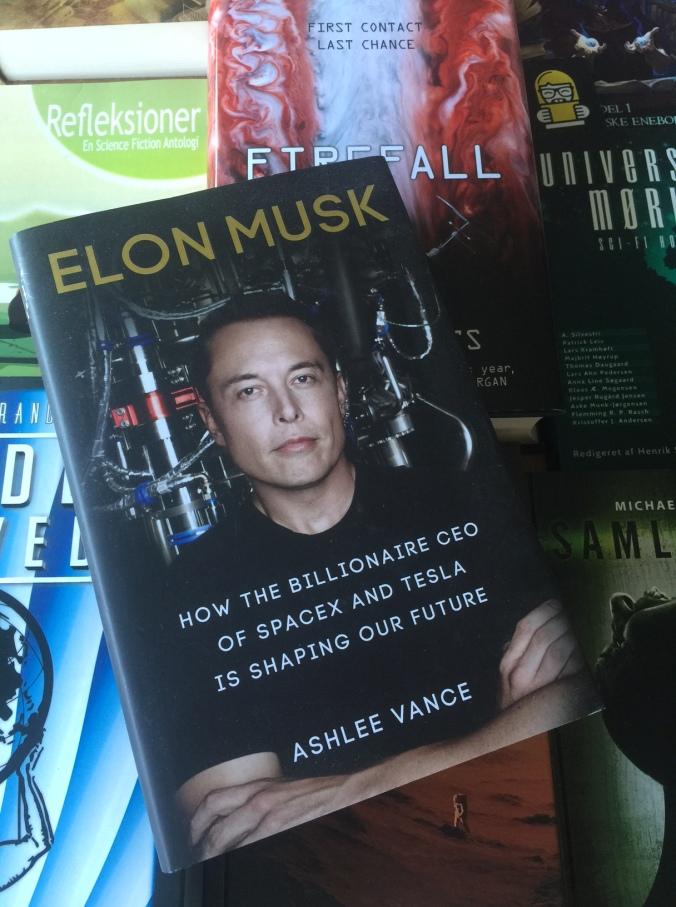 Elon Musk, manden bag bl.a. Space X, er nok det bedste eksempel på, at science fiction inspirerer til storhed.