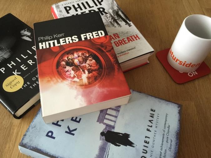'Hitlers Fred' er en af Kerrs bedste bøger, og befinder sig her i fint selskab med Berlin Noir-serien.