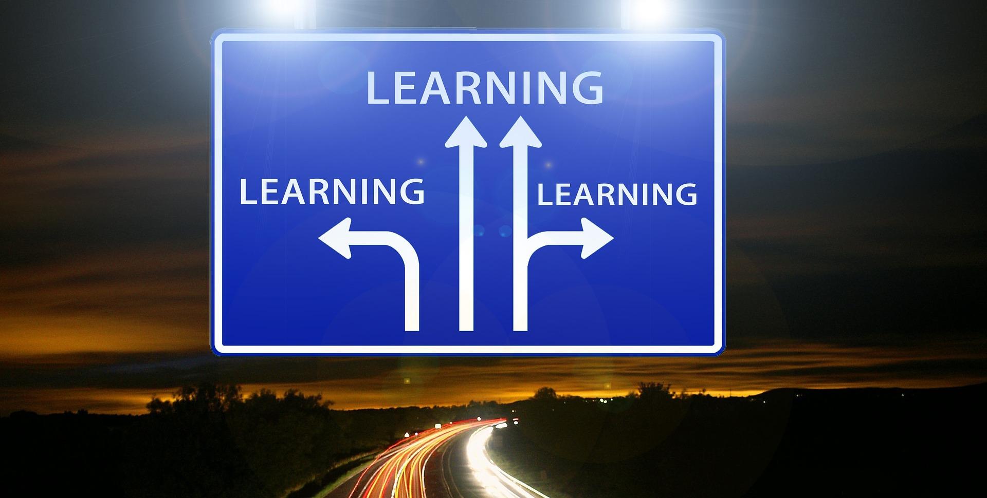 læring er alt