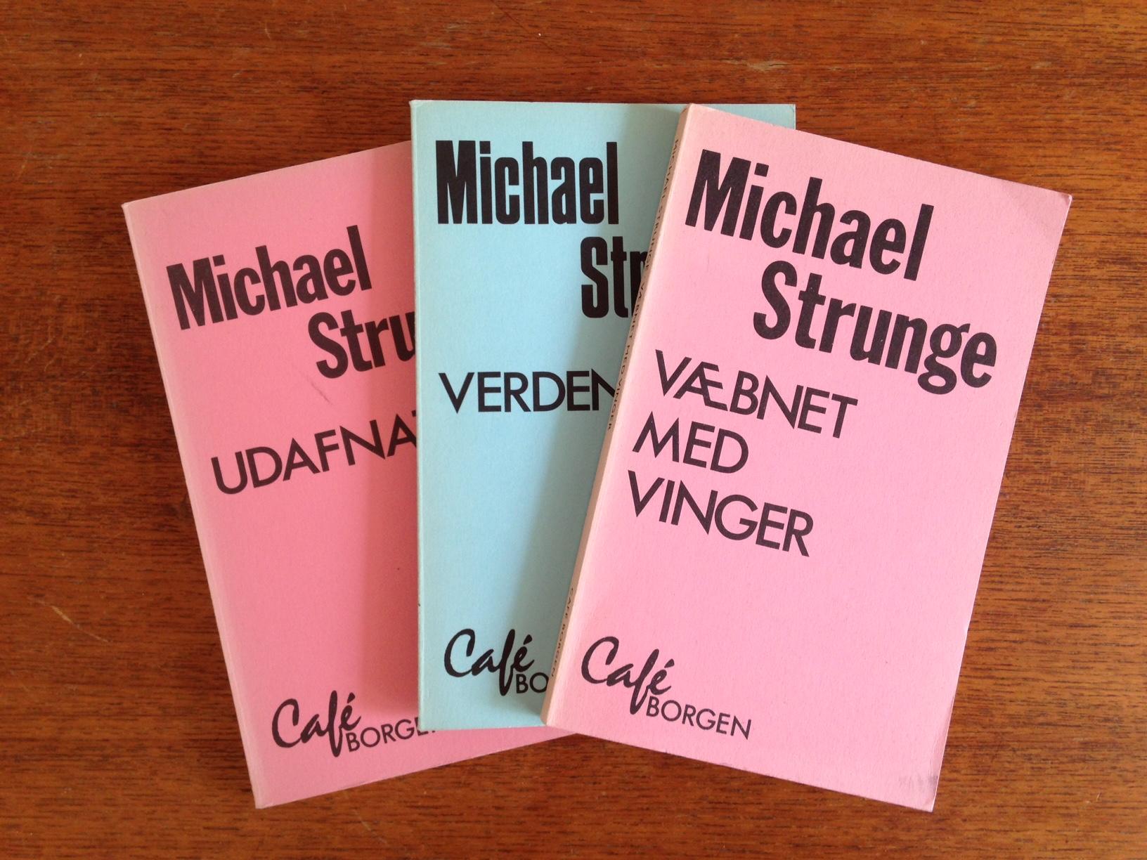 Michael Strunge digte