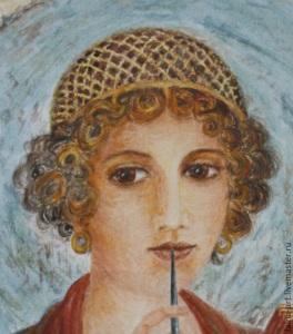 bc2a2ece866b9f9316ba375b30i0--watercolor-the-incomparable-sappho-ancient-greece-female-port