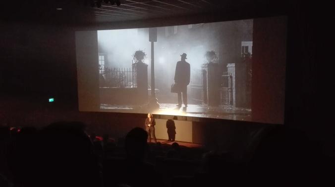 AMVO på scenen