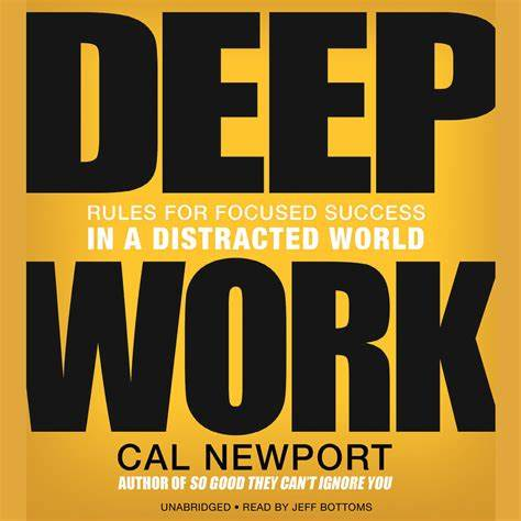 deep work forside audio